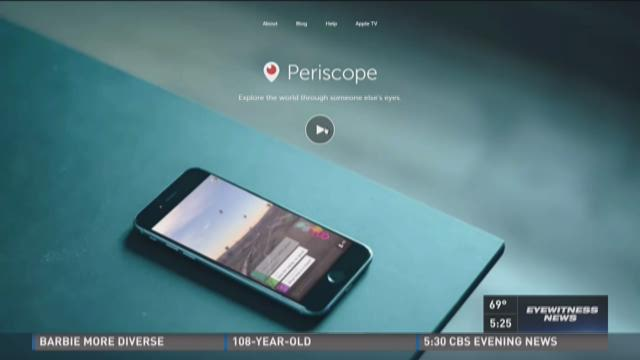 Downloading Periscope on other devices