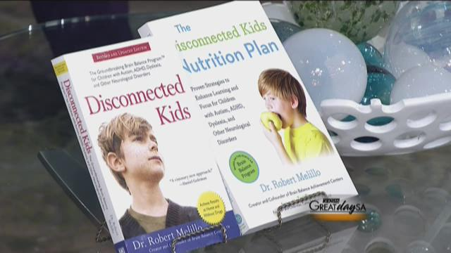 reconnected kids help your child achieve physical mental and emotional balance the disconnected kids series