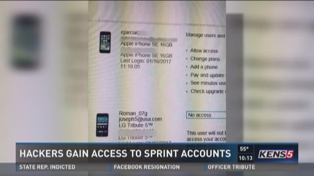 Sprint Customer Warns Others Following Account Hack Kens5 Com