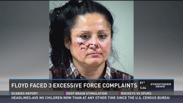 SAPD officer faced 3 excessive force complaints