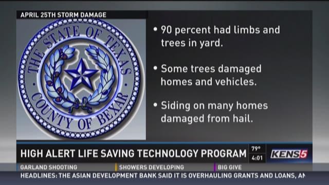 High alert life-saving technology