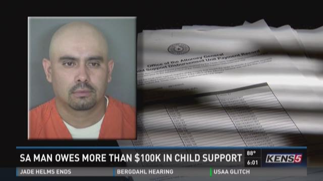 dating a man who owes child support A complete list of child support resources (inclues child courts presume that a man is the father of a child a former custodian who is owed child support.