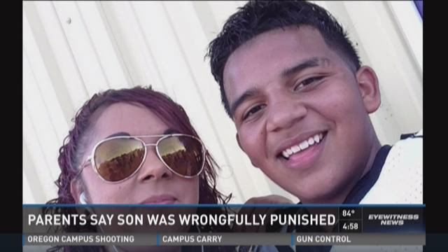 Gonzales ISD parents claim son wrongfully punished