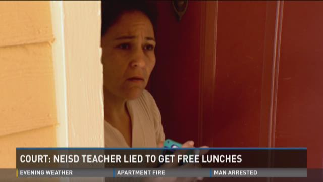 Erica Reyes slammed the door twice Monday when reached for comment