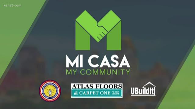 San Antonio Lighthouse wins Mi Casa My Community Project