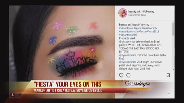 Makeup Artist Creates San Antonio